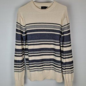 J Crew Men's 100% Cotton Sweater Size M